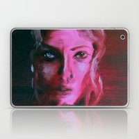 THE PINK QUICK PORTRAIT Laptop & iPad Skin