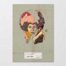 Minnie Riperton - Soul Sister | Soul Brother Canvas Print