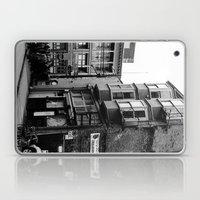 Crowded Street Laptop & iPad Skin