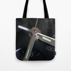 Grainy Time Tote Bag