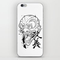 MASAYOSHI iPhone & iPod Skin