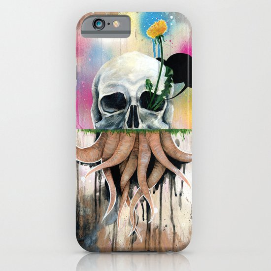Skull Roots iPhone & iPod Case