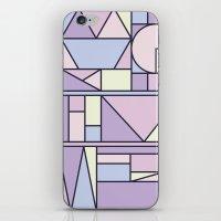 Kaku Pastel iPhone & iPod Skin