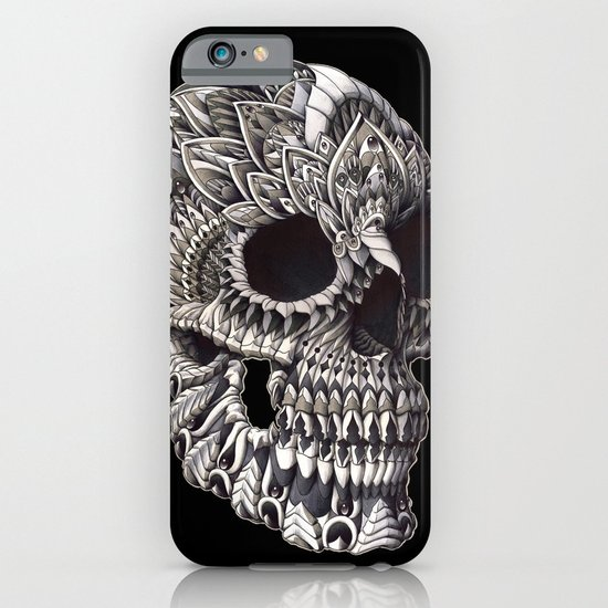 Ornate Skull iPhone & iPod Case