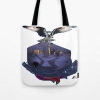 THAT HAWK! Tote Bag