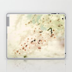 BRAVE LITTLE BLOSSOMS Laptop & iPad Skin