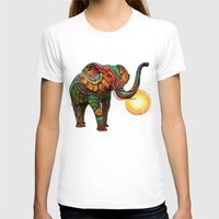 world T-shirts featuring Elephant's Dream by Waelad Akadan