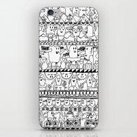Perelels iPhone & iPod Skin