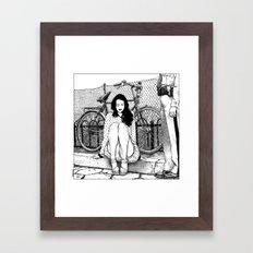 Apollonia Saintclair 592… Framed Art Print