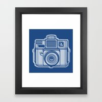 I Still Shoot Film Holga… Framed Art Print
