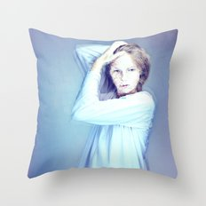 Did you forget to take your meds? Throw Pillow