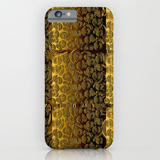 Texture-5 iPhone & iPod Case