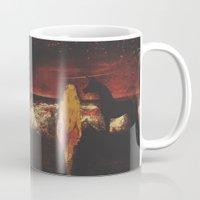 Unicorn Point Mug