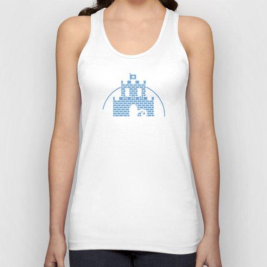 Wrong Castle Unisex Tank Top