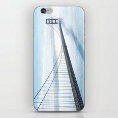 golden gate bridge river iPhone & iPod Skin