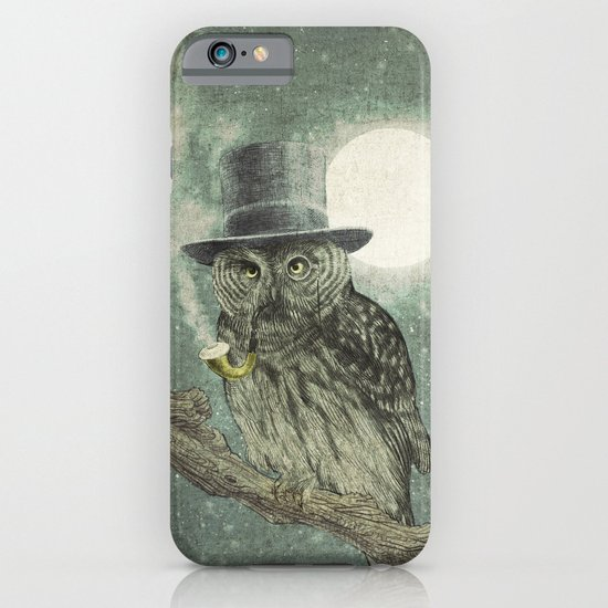 Night Smoke (Color Option) iPhone & iPod Case