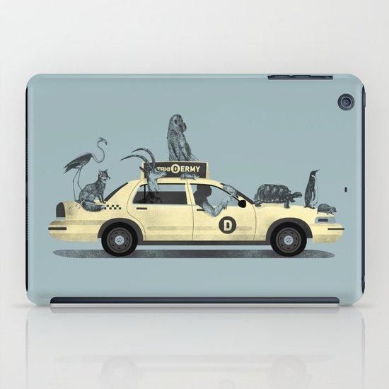 1-800-TAXI-DERMY iPad Case