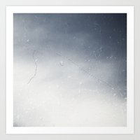 Winged Migration Art Print