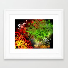 2nd Nature Framed Art Print