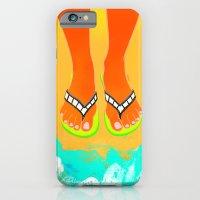 Summer Movies iPhone 6 Slim Case