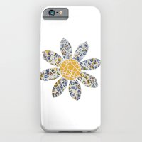 Mosaic Flower 002 iPhone 6 Slim Case