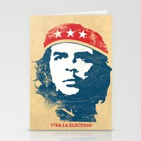 Viva la election! Stationery Cards