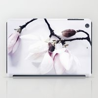 Magnolia Love iPad Case