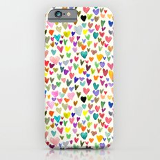 Love the world iPhone 6 Slim Case
