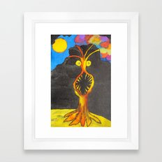 Missis Tree Framed Art Print