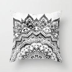 ORION JEWEL MANDALA Throw Pillow