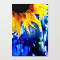 :: Liquid Sunshine :: Canvas Print