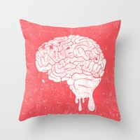 My Gift To You IV Throw Pillow