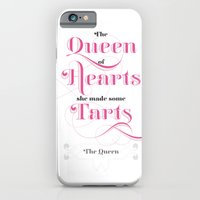 The Queen of Hearts iPhone 6 Slim Case