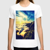 mountains T-shirts featuring Mountains. by 2sweet4words Designs