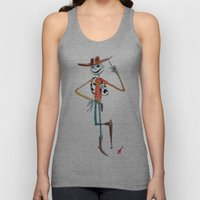 A Toy's Nightmare Unisex Tank Top