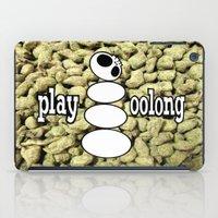 Play Oolong iPad Case
