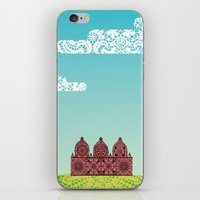 Chantily Castle I iPhone & iPod Skin