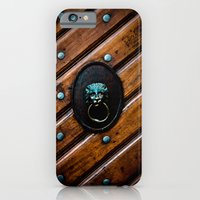 Doors of Prague, No. 1 iPhone 6 Slim Case