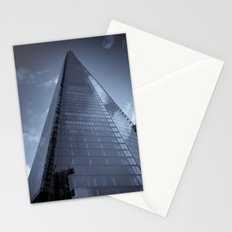 Cool Tone Shard Stationery Cards