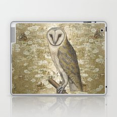 On the speculation of Keats , and the gaze of the owl. We are all in camouflage. Laptop & iPad Skin