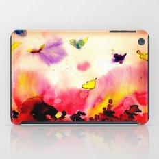 butterfly dreams iPad Case