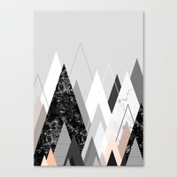 Graphic 124 Canvas Print