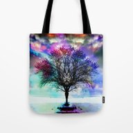 Winter Beauty Tote Bag