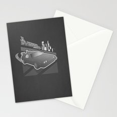 Don't Come-a Knockin Stationery Cards