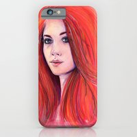 Our Lady Of The Flame iPhone 6 Slim Case