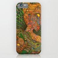Scarlet & Equine iPhone 6 Slim Case