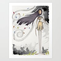 Colors Of The Wind Art Print