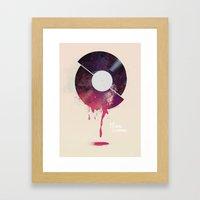 12inc cosmo Framed Art Print