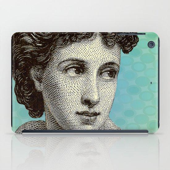 Seductress Blue iPad Case