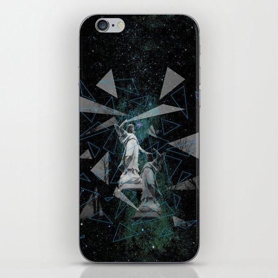 Celestial Mystery iPhone & iPod Skin